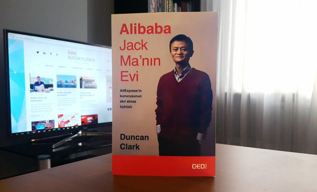 Alibaba: Jack Ma'nın Evi kitap incelemesi