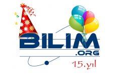 15. yılında Bilim.org ve sürdürülebilirlik
