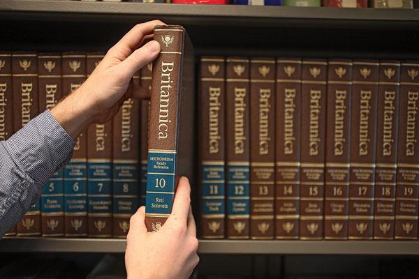 Britannica-ansiklopedisi