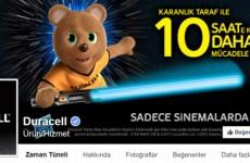 Duracell'in Star Wars kampanyası