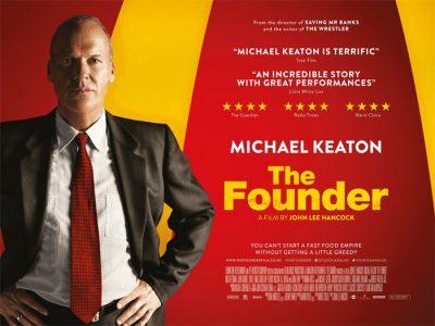 """McDonald's kuruluş hikayesi: """"The Founder"""""""