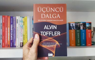 Üçüncü Dalga (Alvin Toffler) kitap incelemesi